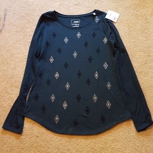 NWT women's Sonoma long sleeve shirt size XS